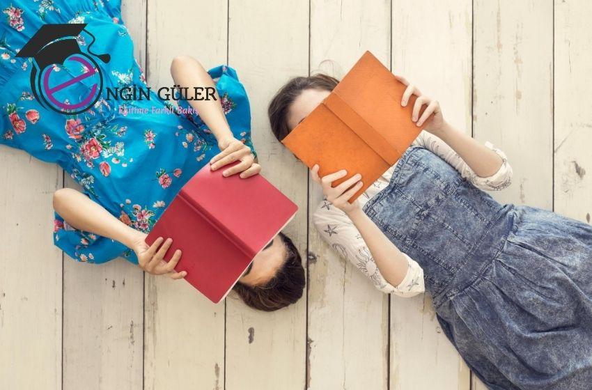 1.Sınıflar için birbirinden eğlenceli kitap önerileri