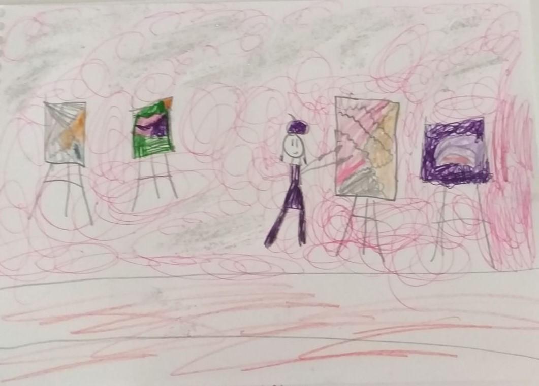 2 C Sınıfı Görsel Sanatlar Hayallerimiz